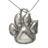Pendant Metal Claw Antique Pewter